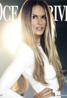 50-Year-Old Elle MacPherson Is Slaying This Ocean Drive Cover