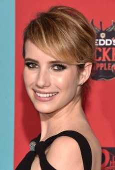 Beauty Look of the Week: Emma Roberts' Sultry Look