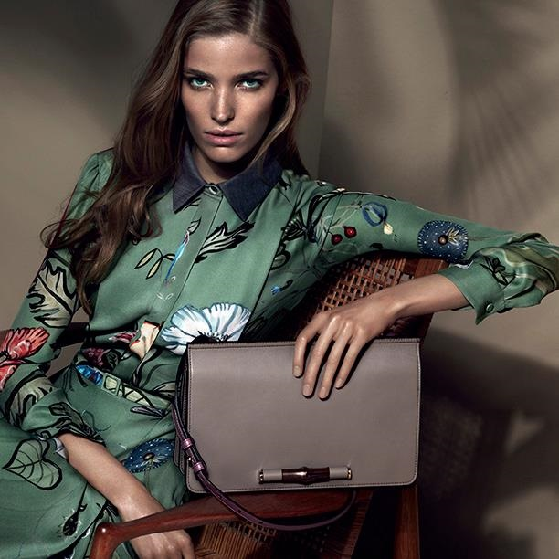 Ad Campaign Gucci Resort 2015 Mert & Marcus
