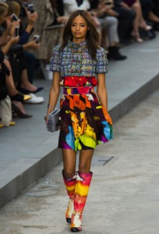 Malaika Firth on Fashion Industry Diversity: 'They Are Trying'