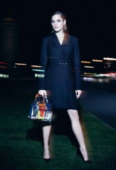 Marion Cotillard Returns for Latest Lady Dior Campaign