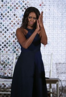 Watch: Michelle Obama Hosted a Panel Full of Fashion Designers Today