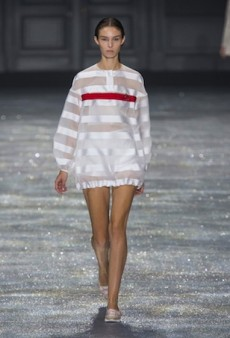 Moncler Gamme Rouge Spring 2015 Runway