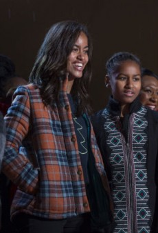 Link Buzz: Sasha and Malia Obama Among TIME's Most Influential Teens, Karl Lagerfeld Designs a Punching Bag for Louis Vuitton