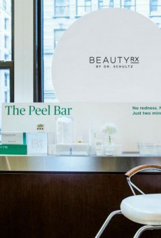 Is BeautyRx's The Peel Bar the New Blowout Bar?