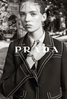 WATCH: Prada's Spooky Resort 2015 Campaign Video