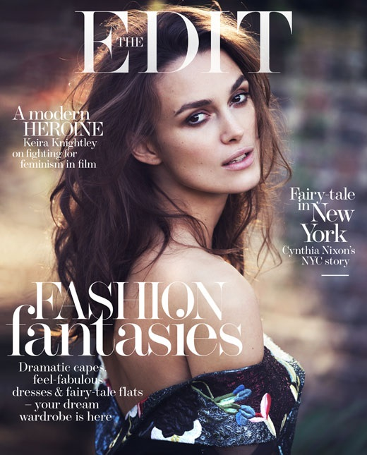 The Edit October 30 Keira Knightley David Bellemere