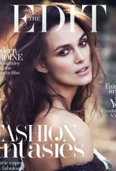 Keira Knightley's 'Insanely Good' Cover for The Edit (Forum Buzz)