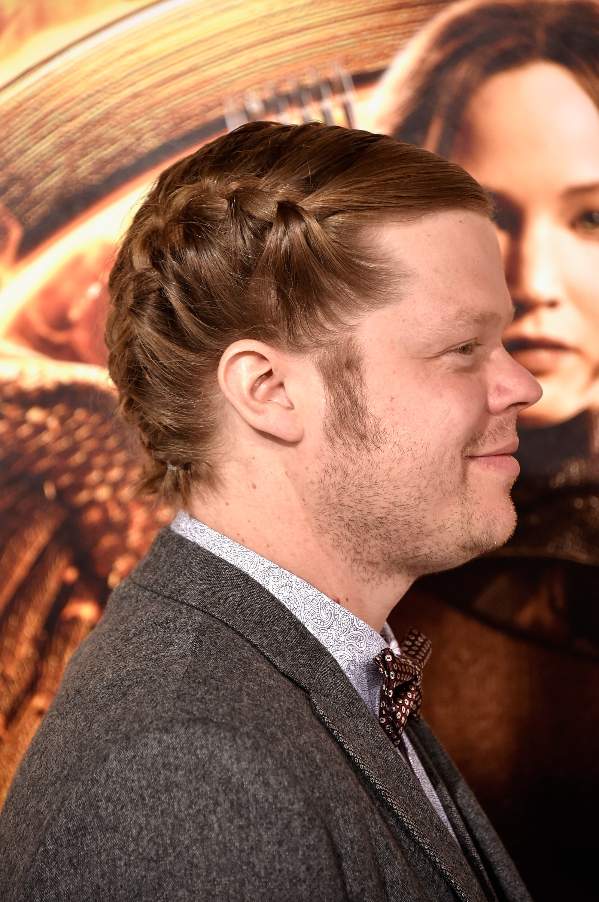 Elden hensons red carpet man braids are everything thefashionspot image getty images ccuart Gallery