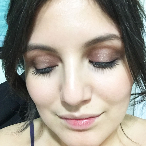 Sultry Eye Makeup Tutorial Thefashionspot