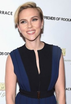Scarlett Johansson Opts for Subtle Sophistication in Proenza Schouler