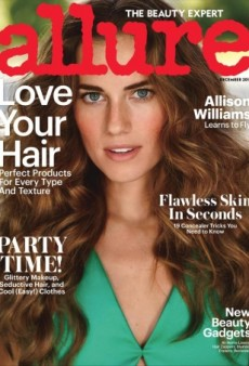 Can You Tell Us Who Allure's December Cover Star Is? (Forum Buzz)