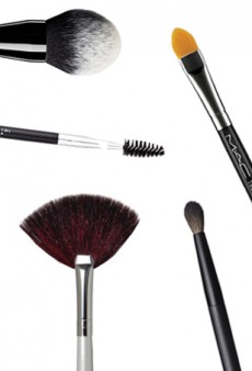 The Beginner's Guide to Makeup Brushes