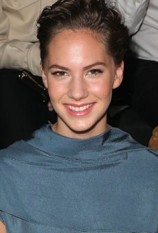Audrey Hepburn's Granddaughter Emma Ferrer Inks a Modeling Contract