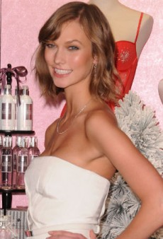 Details on One of Karlie Kloss' Victoria's Secret Looks, and What She'll Be Doing Once the Show is Over
