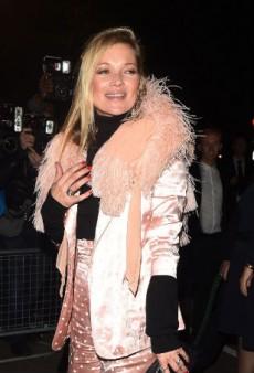 Watch: Vogue UK Visits Kate Moss at Home