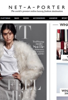 Net-a-Porter May Be Going Public