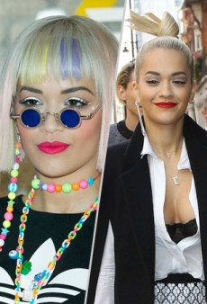 13 of Rita Ora's Craziest Hair Looks