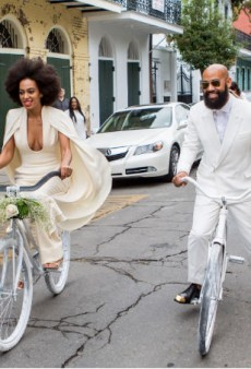 Solange Knowles' Wedding Looked Like the Most Fun Ever