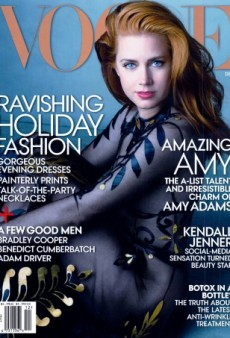 We're Thrilled to See Amy Adams Land a Well-Deserved Vogue Cover! (Forum Buzz)