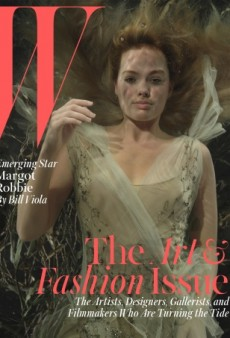 Margot Robbie's Underwater Cover for W Magazine 'Misses the Boat' (Forum Buzz)