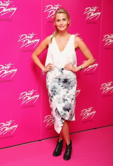 A Mixed Style Offering at Last Night's Dirty Dancing Sydney Premiere
