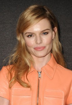 Kate Bosworth Makes a Case for Matching Lipstick to Your Dress
