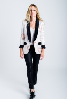 Smythe and Beaufille Collaborate on a Must-Have Jacket for Spring
