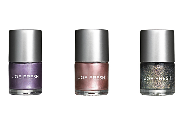 Joe Fresh Holiday 2014 Nail Polish