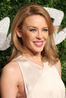 Poor Kylie Minogue Couldn't Afford Clothes Once Upon a Time
