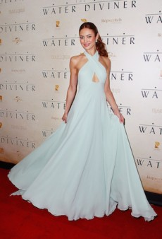 Australia's Best Come Out for The Water Diviner Premiere