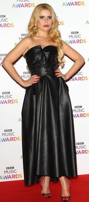Paloma Faith in Lanvin at BBC Music Awards