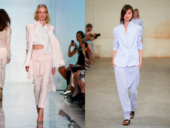 How to Toughen Up Pastel Hues This Summer