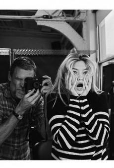 Gigi Hadid Shoots for Victoria's Secret