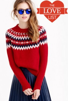 18 Holiday Sweaters That Are Festive, Not Fugly