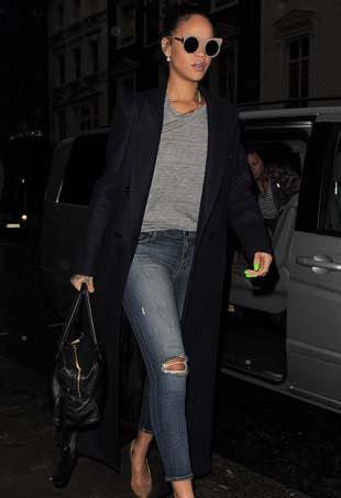 Rihanna; Image: WENN