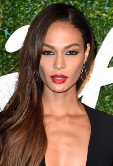 Holiday Beauty Inspiration: Joan Smalls' Sexy Hair and Makeup Look