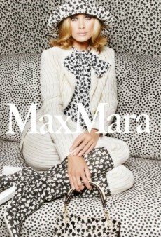 Carolyn Murphy Returns for a Second Time in a Row for MaxMara's Campaign (Forum Buzz)