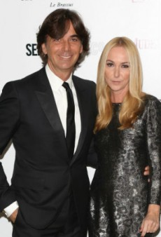 Patrizio di Marco and Frida Giannini Exit Gucci