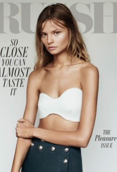 RUSSH Creates Its 'Best Cover Ever' with Magdalena Frackowiak (Forum Buzz)