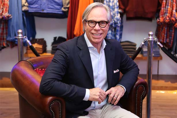 Tommy Hilfiger; Image: Getty