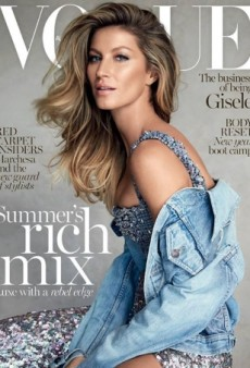Gisele Bündchen's Gorgeous Cover of Vogue Australia Impresses Forum Members (Forum Buzz)