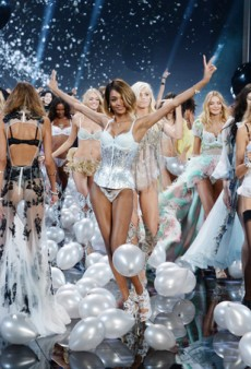 The Victoria's Secret Fashion Show Raised a Ton of Money for Charity