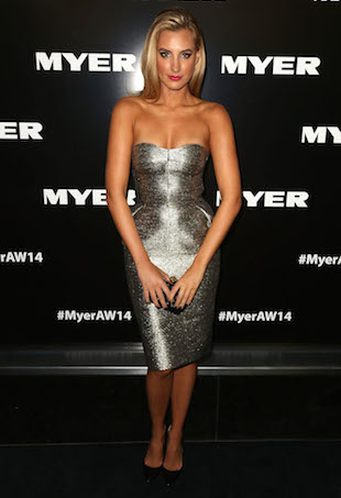 Myer Autumn Winter 2014 Fashion Launch - Arrivals