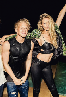 "Cody Simpson Celebrates ""Wild"" 18th Birthday with Gigi Hadid, Biebs and More"
