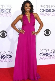 The Stars Come Out for the 2014 People's Choice Awards