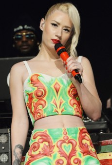 Iggy Azalea Shows Off Another Upcoming Steve Madden Collaboration