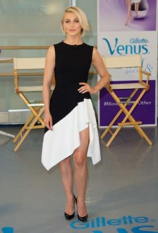 Julianne Hough Sports Classic Monochrome in Camilla and Marc