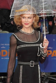 Nicole Kidman in Hot Water Over Leaky Pipes