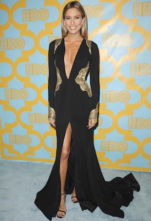 Renee Bargh Golden Globes